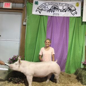 2016 Ch Lightweight Mkt Hog Polk County